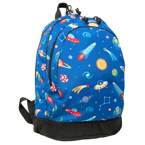 Wildkin Out of This World Olive Kids Backpack
