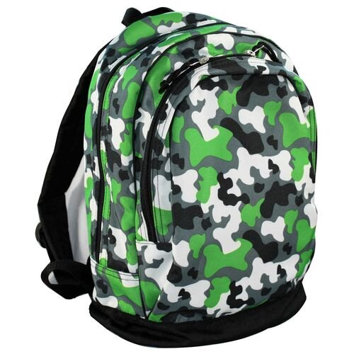 Camo Green Sidekick Backpack