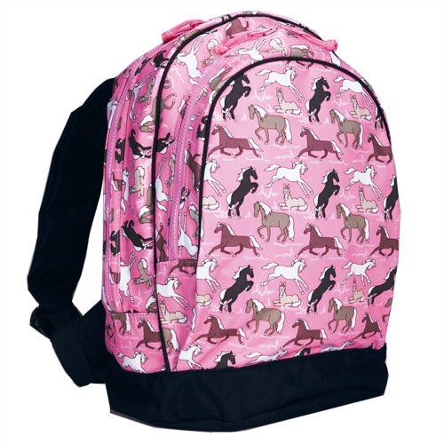 Horses Backpack