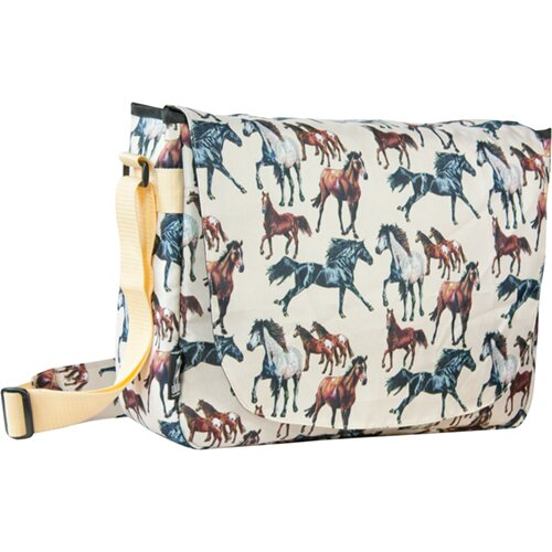 Wildkin Horse Dreams Laptop Messenger Bag