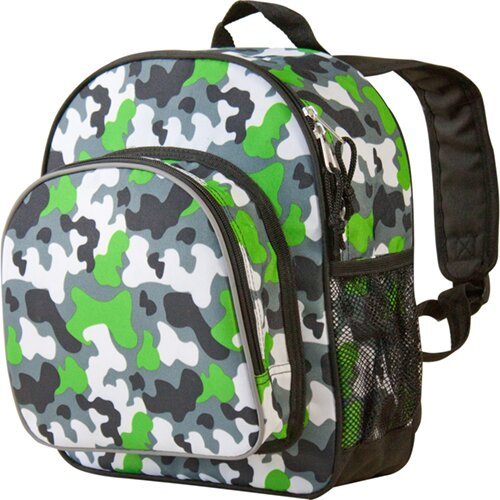 Camo Pack 'n Snack Backpack