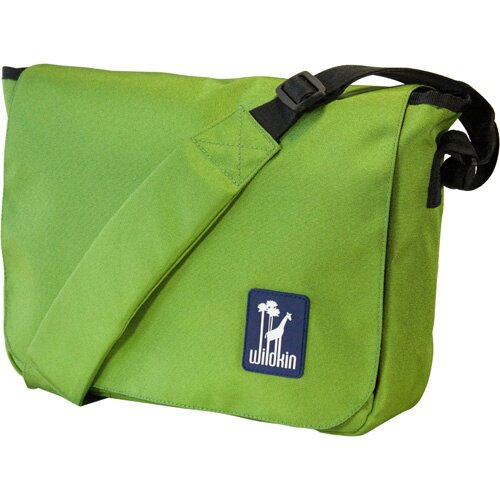 Wildkin Solid Colors Straight-Up Kickstart Messenger Bag