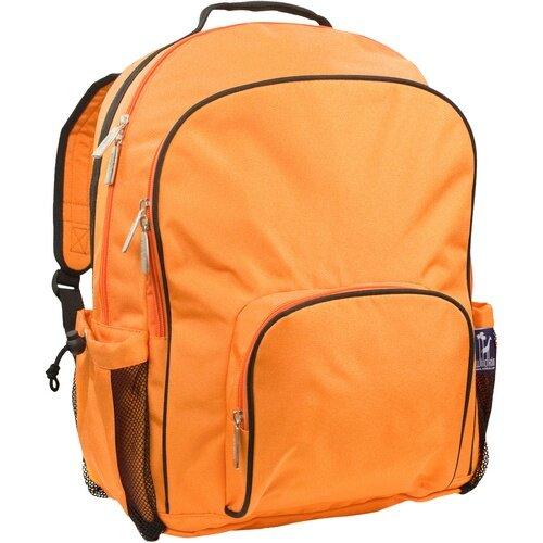 Wildkin Solid Monogram Macropak Backpack