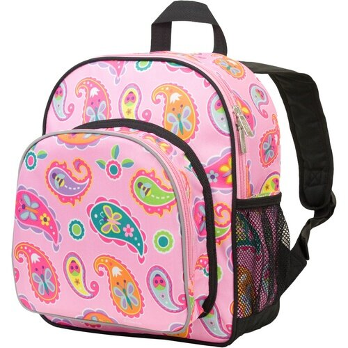 Paisley Pack N Snack Backpack