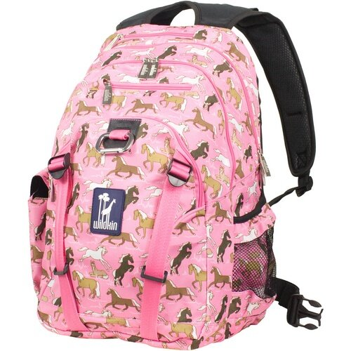 Wildkin Serious Horses Backpack