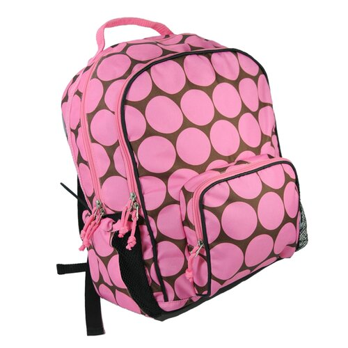 Wildkin Ashley Big Dots Macropak Backpack