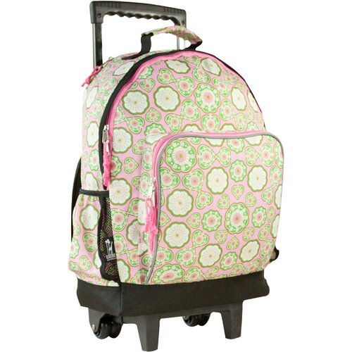 Ashley Majestic High Roller Rolling Backpack