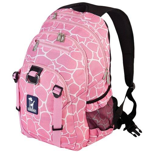 Ashley Giraffe Serious Backpack