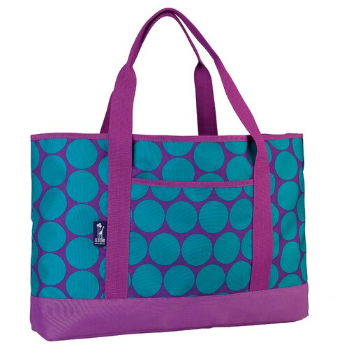 Wildkin Ashley Big Dot Tote Bag