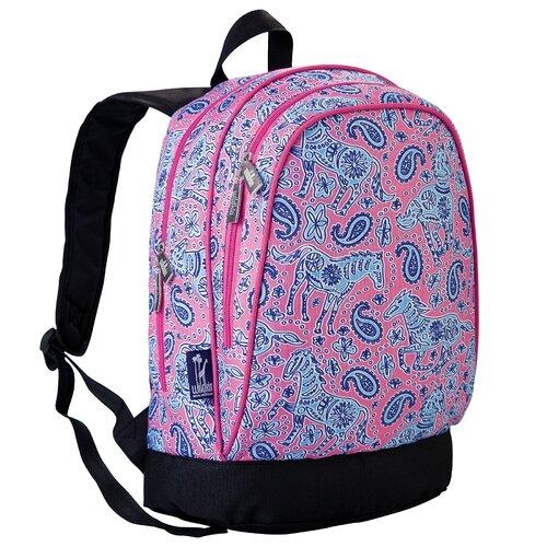 Wildkin Ashley Ponies Sidekick Backpack