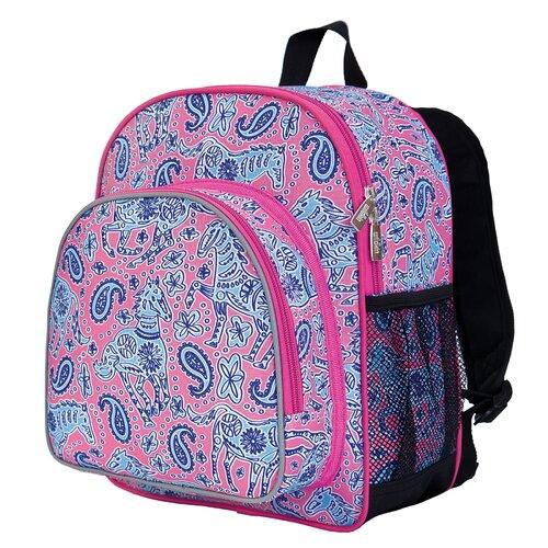 Ashley Ponies Pack 'n Snack Backpack