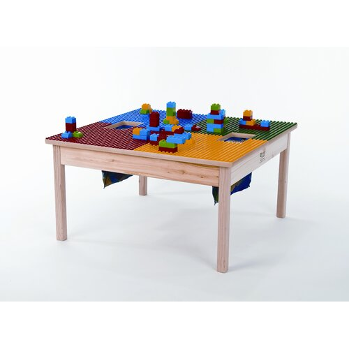 "Synergy Management 32"" x 32"" Fun Builder Table"