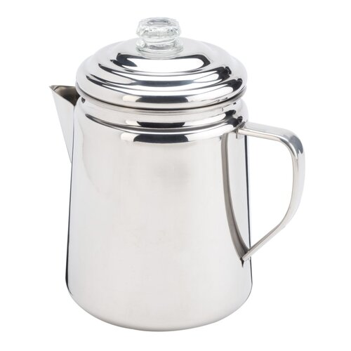 12 Cup Coffee Percolator