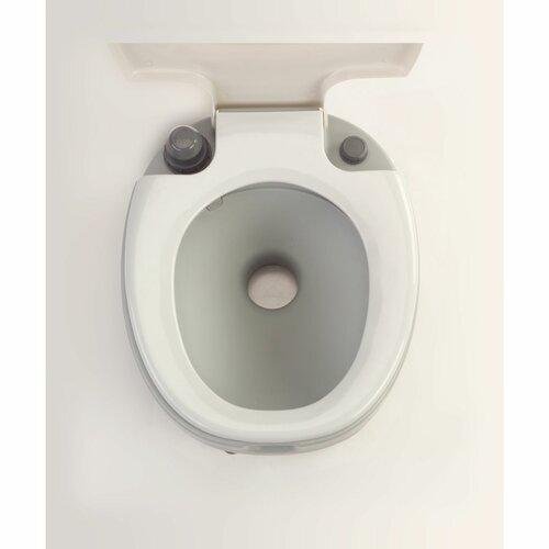 Coleman Large Portable Flush Round 1 Piece Toilet