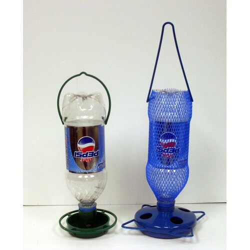McNaughton 2 Piece Bird Feeder Set