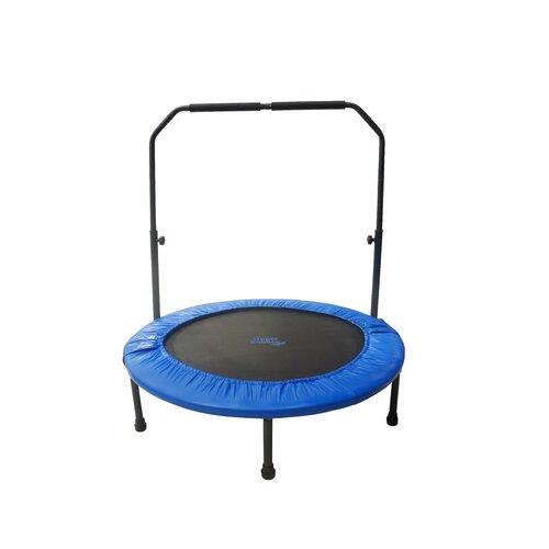 "Upper Bounce 48"" Mini Foldable Fitness Trampoline"