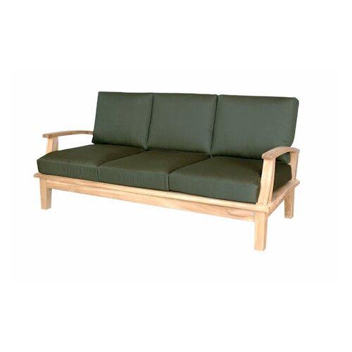 Brianna Deep Seating Sofa with Cushions