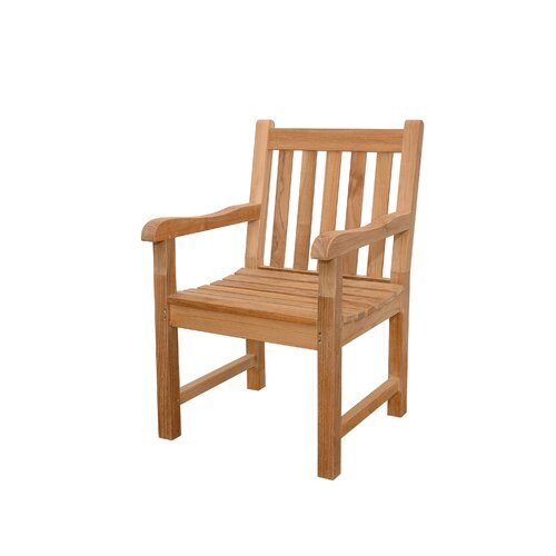 Anderson Teak Classic Dining Arm Chair