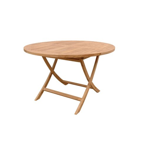 Bahama Round Folding Dining Table