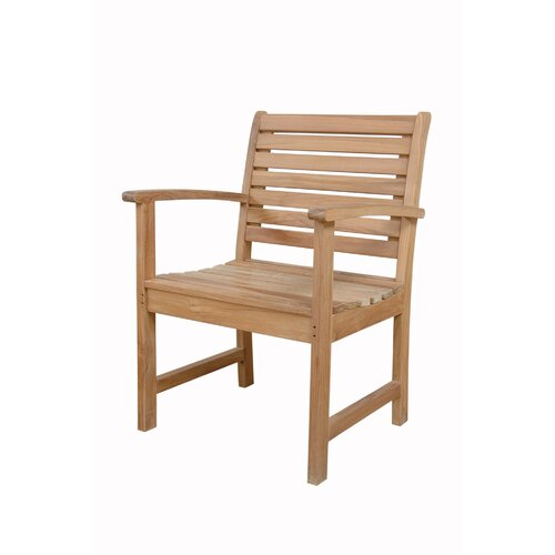 Anderson Teak Victoria Dining Arm Chair