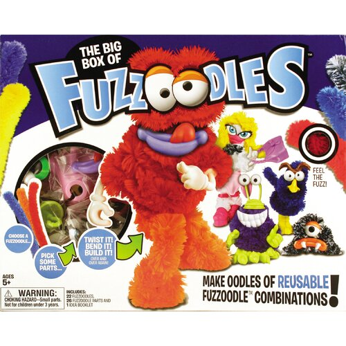 POOF-Slinky, Inc Fuzzoodles Big Box Set