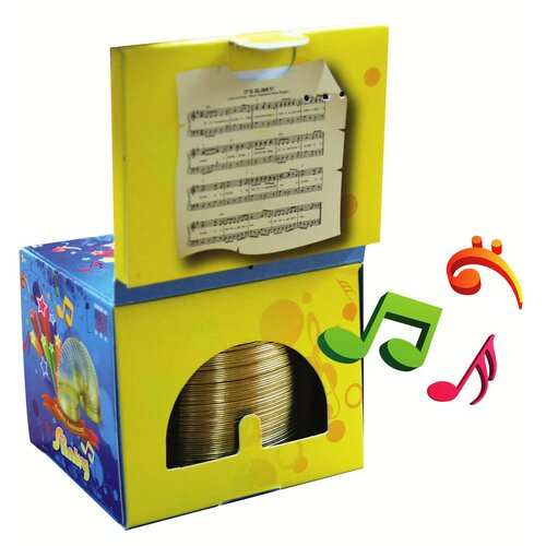 POOF-Slinky, Inc Slinky Musical Song Box