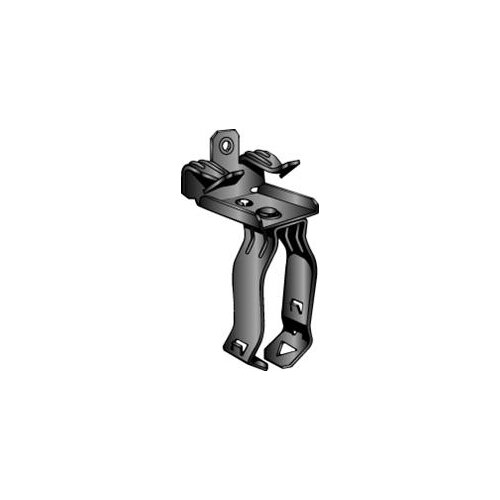 Morris Products Spring Steel Flange Mount Conduit Clip Assembly