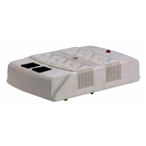 Morris Products 6 Outlet Wall Surge Protector for Phone / Fax / Modern