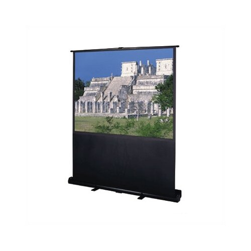 Da-Lite Deluxe Insta-Theater Matte White Portable Projection Screen