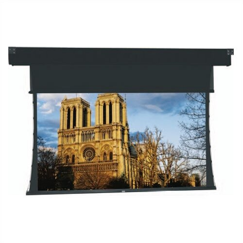 Da-Lite Tensioned Horizon Electrol Dual Vision Electric Projection Screen