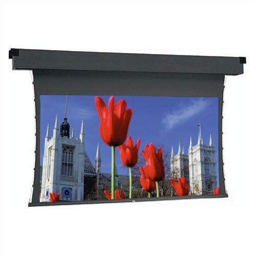 Da-Lite Dual Masking Electrol Motorized High Contrast Da-Mat Electric Projection Screen