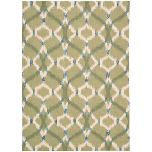 Sun N' Shade Avocado Outdoor Rug