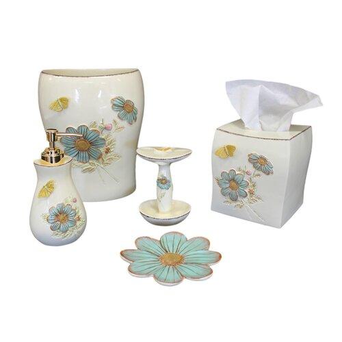 Elegant Bathroom Accessories Sets: Elegant Bathroom Accessories