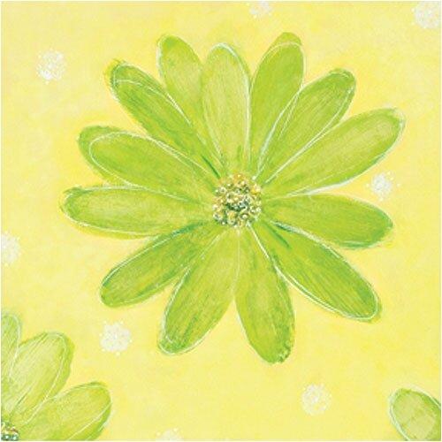 Art 4 Kids Flower Patch Canvas Art