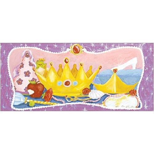 Art 4 Kids All Things Princess Canvas Art