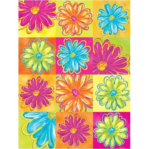 Vivid Daisies Canvas Art