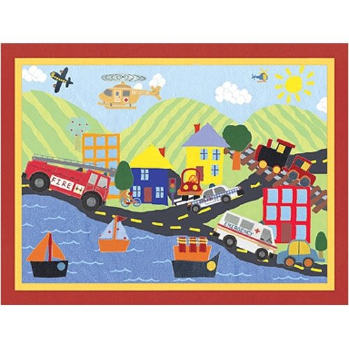 To The Rescue Canvas Art