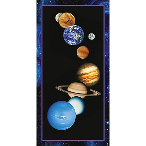 The Solar System Canvas Art