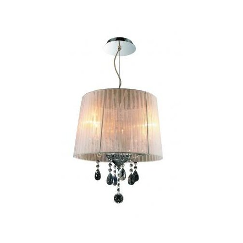 Sheer 3 Light Chandelier