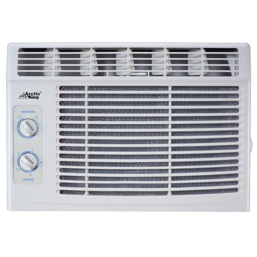 Arctic King 5,000 BTU Window Mounted Air Conditioner