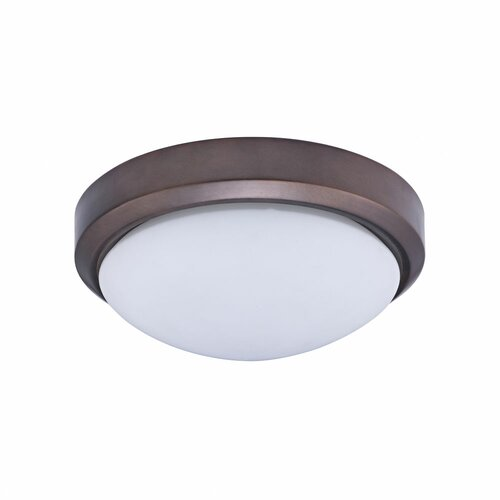 Dainolite 2 Light Flush Mount