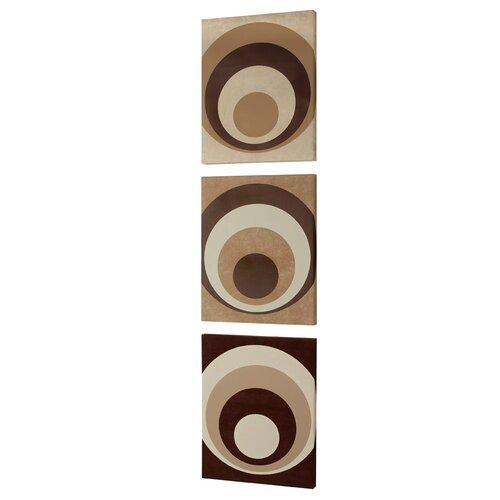 Circa Design 3 Peice Graphic Art Set (Set of 3)