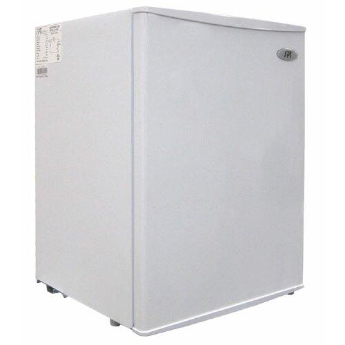 Sunpentown 2.5 Cu. Ft. Compact Refrigerator