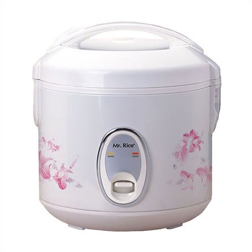 Sunpentown Mr. Rice 2.5-Quart Rice Cooker