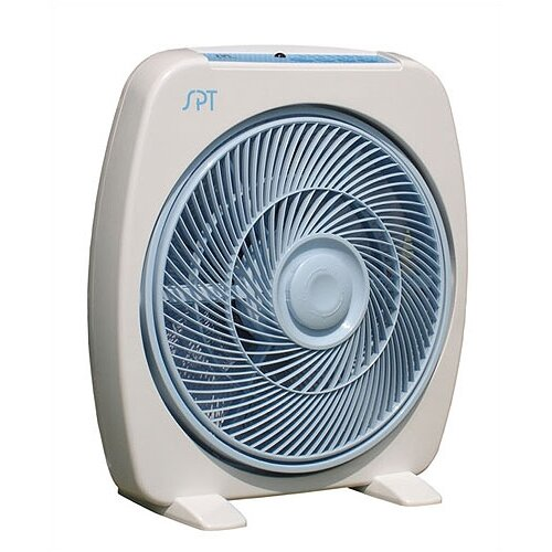 "Sunpentown 12"" Floor Fan"
