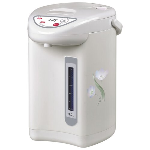 3.38-qt. Hot Water Pot with Dual Pump System
