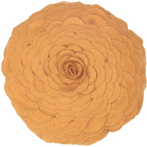 Rizzy Home Round Decorative Pillow