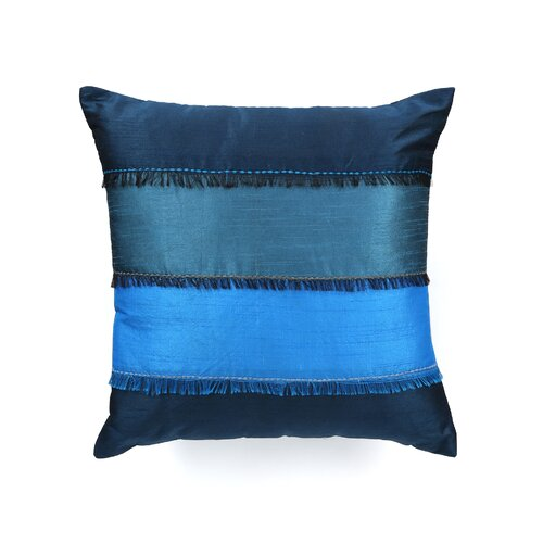 Sheffield Home Throw Pillow : The Pillow Collection Paxton Ikat Cotton Throw Pillow