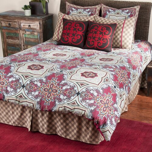Rizzy Home Farmhouse 3 Piece Comforter Set