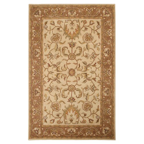 Rizzy Home Volare Beige/Brown Rug